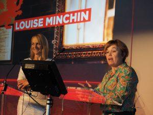 Presenters Louise Minchin & Kirstie Donnelly