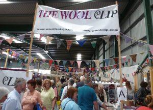 Wool Clip stalls